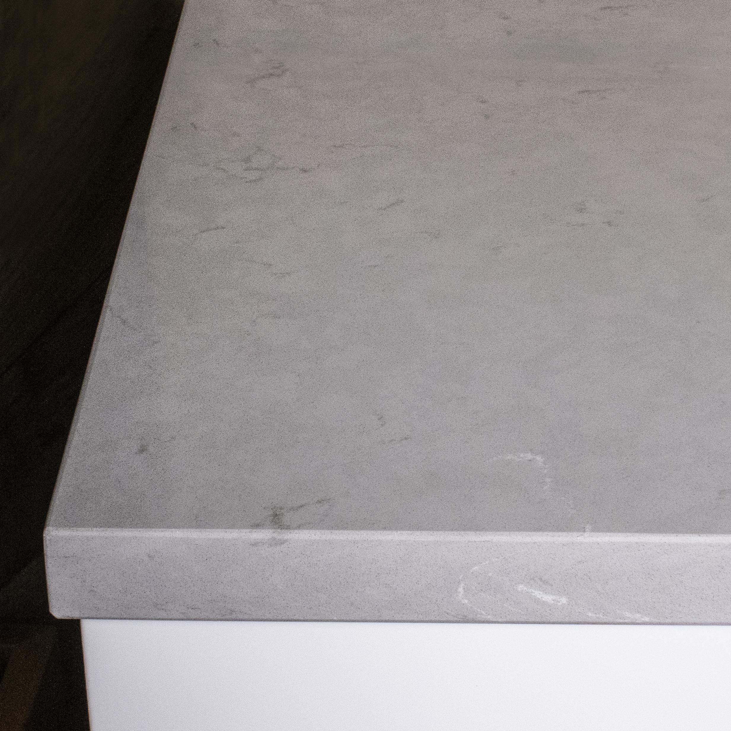 Vena Nubet Grey Stone Vanity Top