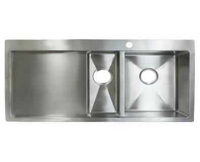Burazzo Grande 1 1/2 Bowl Sink RHB>