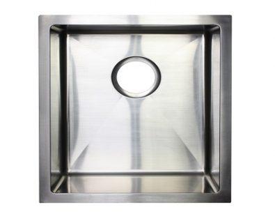 Burazzo Single Bowl Sink 390mm>