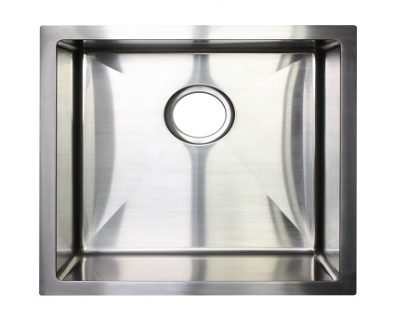 Burazzo Single Bowl Sink 450mm (250mm deep)>