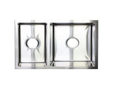 Burazzo 1 3/4 Bowl Sink 635mm>