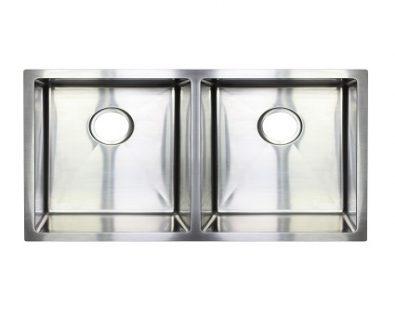 Burazzo Double Bowl Sink 750mm>