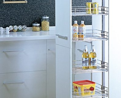 Tall 6 Tier Pantry Pull Out Basket>