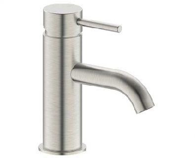 Spin Basin Mixer (Brushed Nickel)>