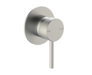 Spin In Wall Mixer (Brushed Nickel)>