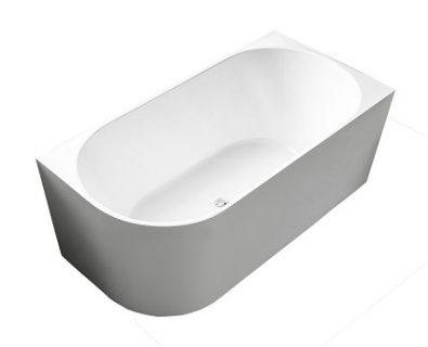 Estelle Freestanding Corner Bath RHS 1500mm>