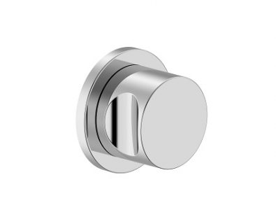 SPIN In Wall Separate Diverter Kit Chrome>