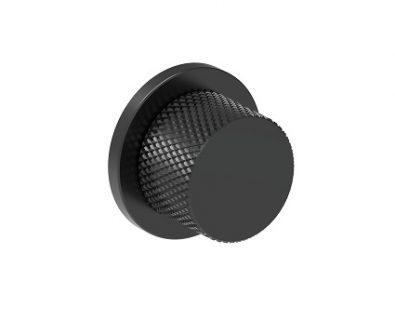 MESH In Wall Separate Diverter Kit Matte Black>