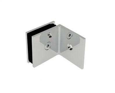 Shower Panel Wall Bracket Chrome>