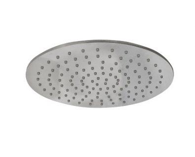 Monsoon Round Shower Head (300mm)>
