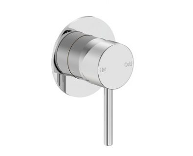 SPIN In Wall Mixer Set Chrome>